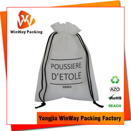 NW-160 Full Automatic Drawstring Non Woven Fabric Shoe Bag